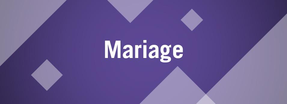 Mariage Espace Juridique Notaires