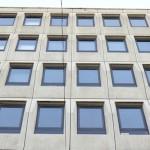 La façade de l'Espace Juridique Notaires